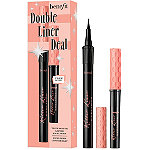 Benefit Cosmetics Roller Liner Double Liner Deal Value Set