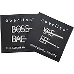Uberliss Online Only FREE Rhinestone Clip with any Uberliss purchase