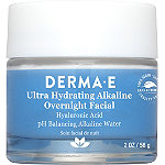 Derma E Ultra Hydrating Alkaline Overnight Facial