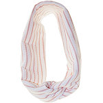 Riviera Stripe Jersey Twist Headwrap
