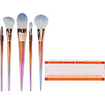 Real Techniques Holographic Brush Crush Set