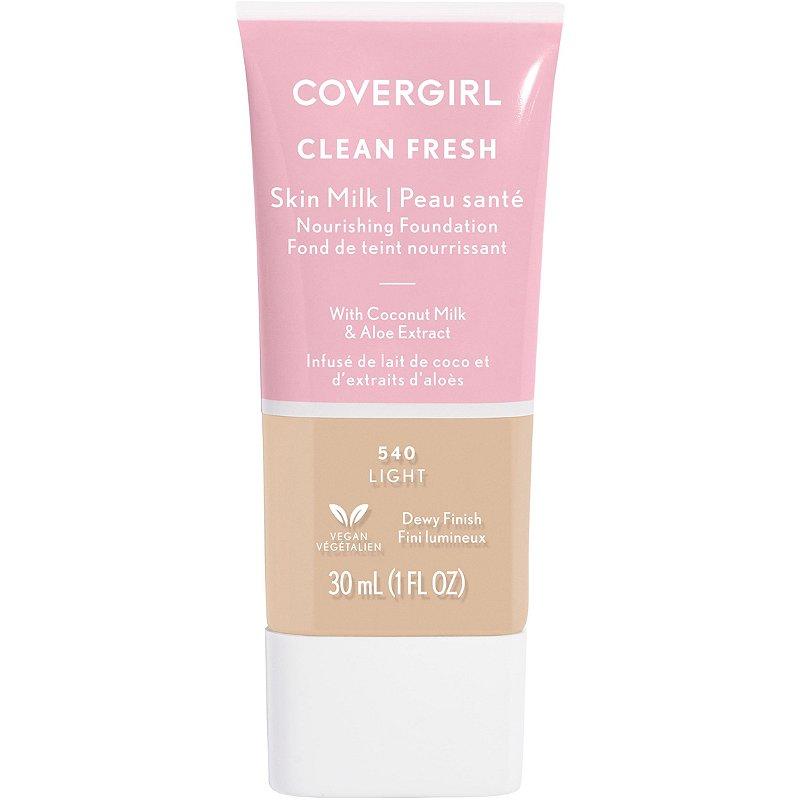 CoverGirl Clean Fresh Skin Milk Foundation | Ulta Beauty