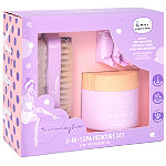 Le Mini Macaron Online Only Cocooning Time 3-in-1 Spa Pedicure Set