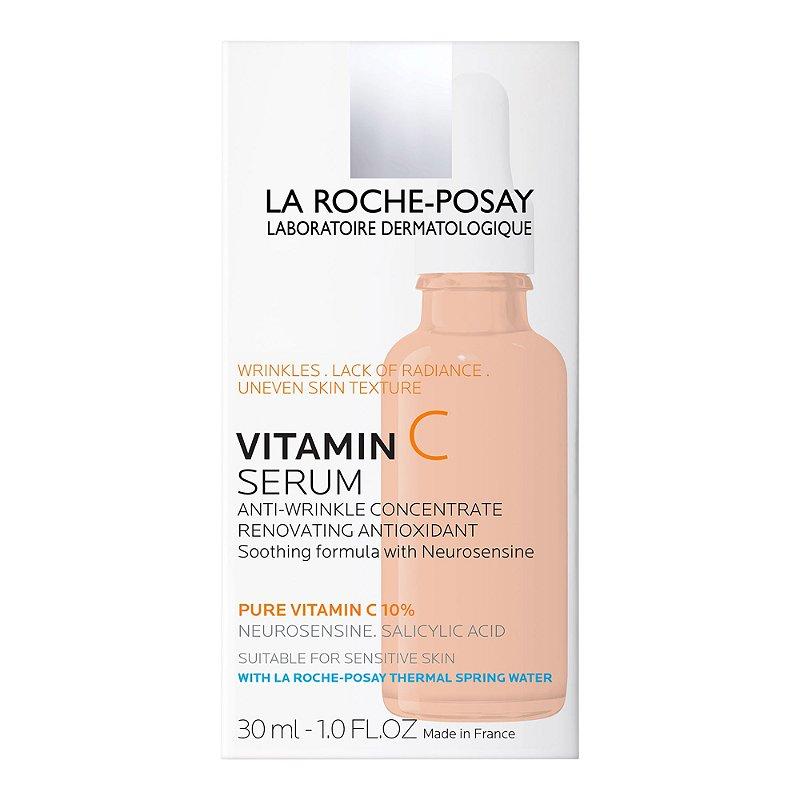 La Roche-Posay Pure Vitamin C Face Serum | Ulta Beauty