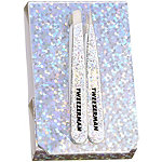 Tweezerman Online Only Hollygraphic Micro Mini Tweezer Duo
