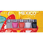 OPI Mexico City Infinite Shine Mini Pack