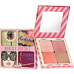 Benefit Cosmetics Online Only World O' Blushes Mini Cheek Palette