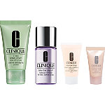 Clinique Free Treat! 4 Piece Clinique Gift with any 3.4 oz Clinique Happy Perfume Spray purchase