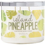 ULTA Island Pineapple Scented Soy Blend Candle