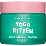 I Dew Care Yoga Kitten Balancing Heartleaf Clay Mask