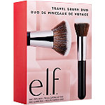 e.l.f. Cosmetics Online Only Travel Brush Duo