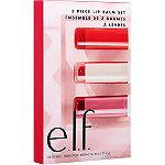 e.l.f. Cosmetics Online Only 3 Piece Lip Balm Set