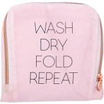 Miamica Pink Travel Laundry Bag