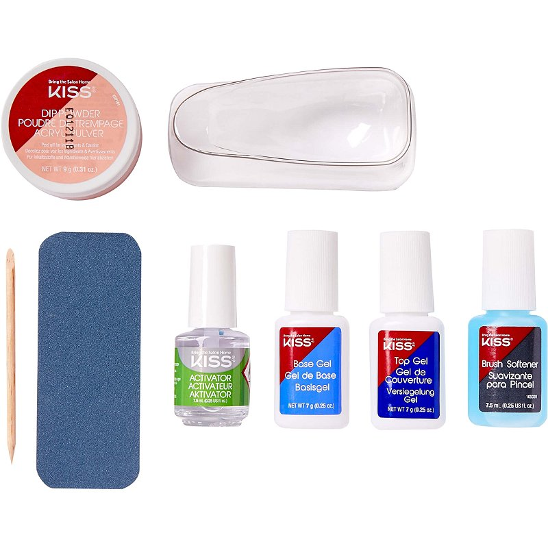 Kiss Salon Dip Starter Kit Ulta Beauty