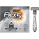 Bic Online Only Men's Flex 5 Disposable Razors