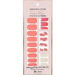 Dashing Diva Rosy Outlook Gloss Ultra Shine Gel Strips