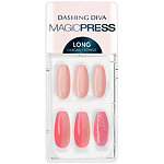 Dashing Diva Magic Press Blush Hour Press On Gel Nails