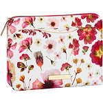 Tartan + Twine Fushsia Pressed Floral Large Purse Kit