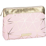 Tartan + Twine Gold Foil Pink Geo Large Purse Kit