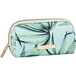 Tartan + Twine Tropical Leaves Pencil Case