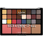 NYX Professional Makeup Online Only Such A Know-It-All Palette Vol. 1