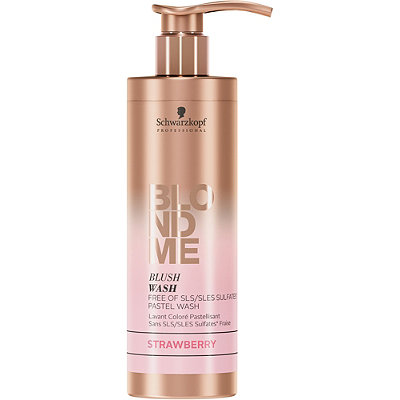 Online Only Blush Wash Shampoo