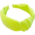 Riviera Crepe Top Knot Headband