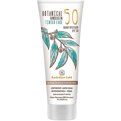 Botanical Tinted Face Sunscreen SPF 50