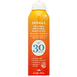 Derma E Ultra Sheer Mineral Body Sunscreen Mist SPF 30
