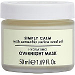 Botanics Simply Calm Hydrating Overnight Mask