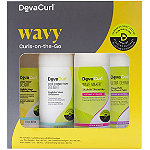 DevaCurl Wavy Curls-On-The-Go Kit