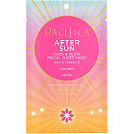 Pacifica Sea & C After Sun Cool & Glow Facial Sheet Mask