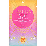 Pacifica Sea & C After Sun Cool & Glow Chest Area Sheet Mask