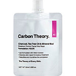 Carbon Theory. Charcoal & Tea Tree Oil Mineral Mud Breakout Control Facial Wet Mask