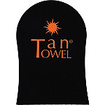 Tan Towel Applicator Mitt