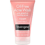 Neutrogena Pink Grapefruit Oil-Free Acne Wash Face Scrub