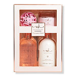 MANNA KADAR BEAUTY Pretty in Pink Champagne Set