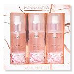 MANNA KADAR BEAUTY Online Only Ready, Set, Refresh Facial Mist Set