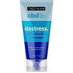 Feeling Beautiful Freeman CBD Destress Jelly Mask + Cleanser