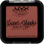 NYX Professional Makeup Sweet Cheeks Creamy Powder Blush (Matte)