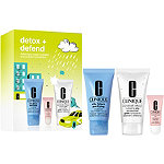 Clinique Detox + Defend Set