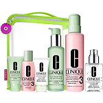 Clinique Great Skin Everywhere Set - For Combination Oily to Oily Skin