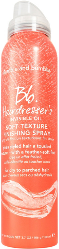 Bumble And Bumble Bb Hairdresser S Invisible Oil Soft Texture Finishing Spray Ulta Beauty
