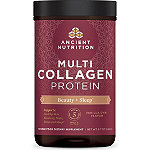 Ancient Nutrition Beauty & Sleep Multi Collagen Protein Powder