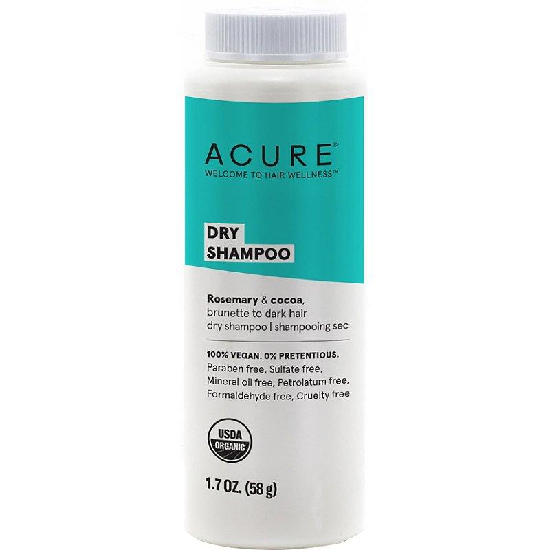 Acure Dry Shampoo For Brunette To Dark Hair Ulta Beauty