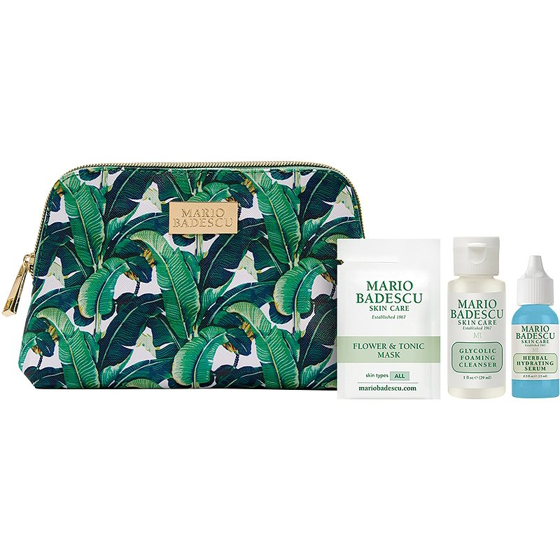Free 4 Piece Gift With Any 35 Mario Badescu Purchase