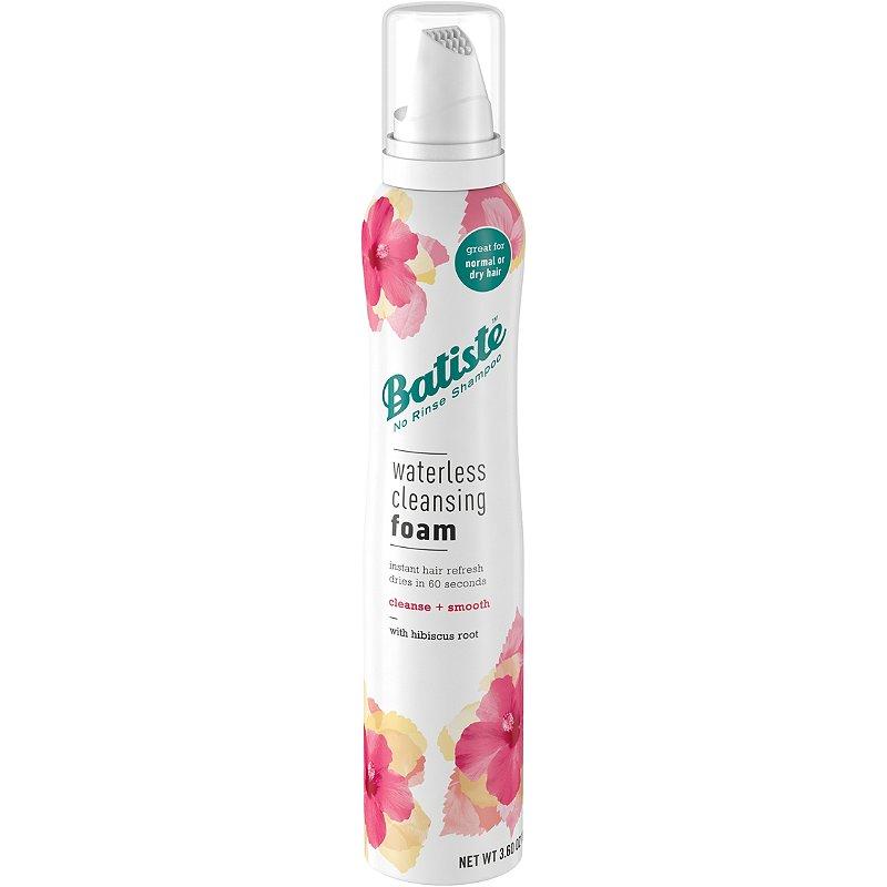 Batiste Waterless Cleansing Foam Cleanse Smooth Ulta Beauty