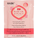 Hask Rose Oil & Peach Color Protection Deep Conditioner Packette