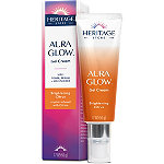 Heritage Store Brightening Citrus Aura Glow Gel Cream
