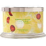 HomeWorx Pineapple Colada 4 Wick Candle